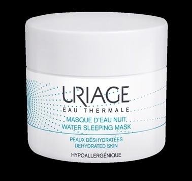 Uriage URIAGE Eau Thermale Masque D'eau Nuit Water Sleeping Mask 50 ml Renksiz